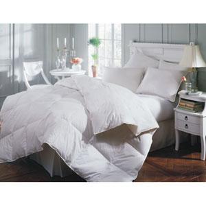 Astra White 25x39 Comforter