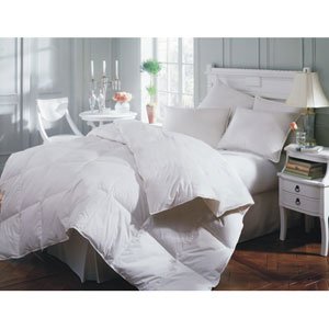 Astra White Twin 68x86 Comforter