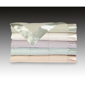 Sage Brush Petite 35x55 4oz Down Blanket