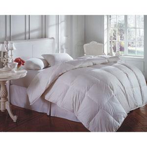 Cascada White Euro 26x26 27oz Pillow