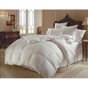 Himalaya White Twin 68x86 37oz Comforter