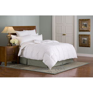 Innutia White Twin 68x86 17oz Comforter