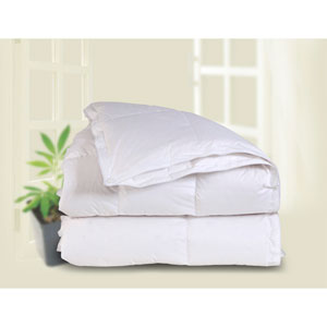 3-IN-1 Anytime White Twin Comforter