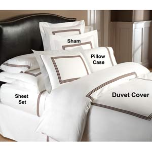 Windsor Standard Pillow Case