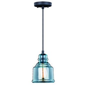Mille Oil Rubbed Bronze 6-Inch 1-Light Mini Pendant