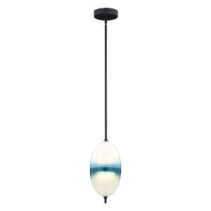 Somerset Oil Rubbed Bronze Six-Inch LED Mini Pendant