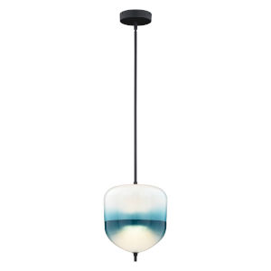Somerset Oil Rubbed Bronze LED Mini Pendant
