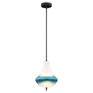Somerset Oil Rubbed Bronze Four-Inch LED Mini Pendant