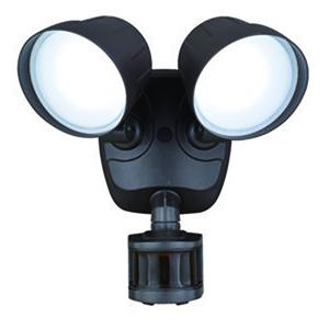 Delta Bronze Eight-Inch LED Outdoor Motion Sensor
