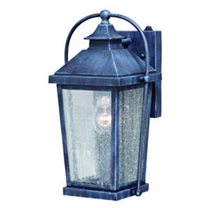 Lexington Colonial Gray 7.5-Inch One-Light Outdoor Wall