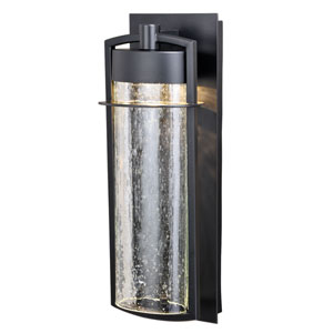 Logan Carbon Bronze LED Outdoor Wall Sconce