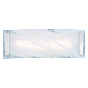 Fina Satin Nickel 16-Inch LED ADA Vanity Light