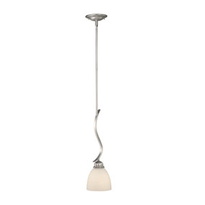 Avalon Brushed Nickel 6-Inch Mini Pendant
