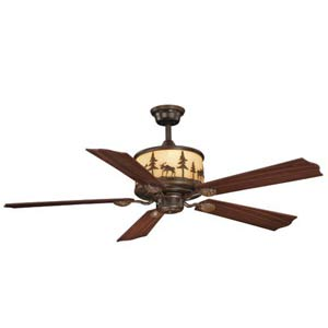Yellowstone Burnished Bronze 56-Inch Ceiling Fan