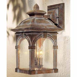 Essex Large Royal Bronze Outdoor Wall Light