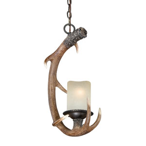 Yoho Black Walnut One-Light Pendant
