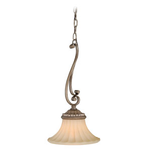 Avenant French Bronze One-Light Mini Pendant
