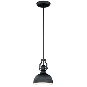 Keenan Oil Rubbed Bronze One-Light Mini Pendant