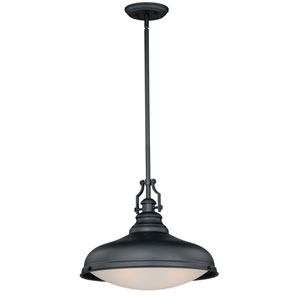 Keenan Oil Rubbed Bronze Three-Light Pendant