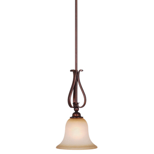 Monrovia Bronze Adjustable Mini Pendant
