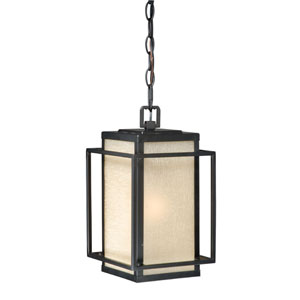 Robie Espresso Bronze Outdoor Hanging Light