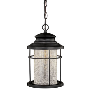 Melbourne Oil Rubbed Bronze One-Light LED Outdoor Pendant