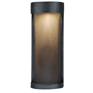 Wicker Park LED Warm Pewter One-Light Outdoor Wall Sconce