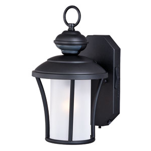 Parker Dualux Dark Bronze 7.5-Inch One-Light Outdoor Wall Light