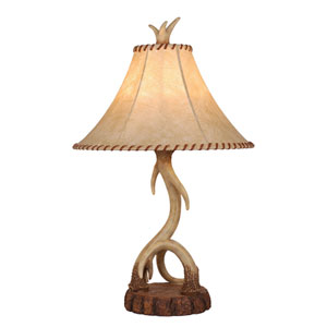 Lodge Noachian Stone 16-Inch Table Lamp