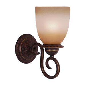 Mont Blanc One-Light Wall Sconce