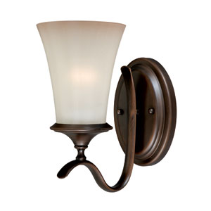 Sonora Venetian Bronze Wall Vanity Light