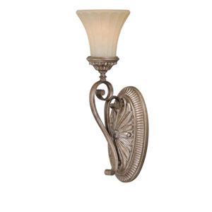 Avenant French Bronze One-Light Vanity Fixture