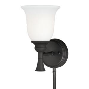 Bell New Bronze One-Light Sensor Wall Sconce