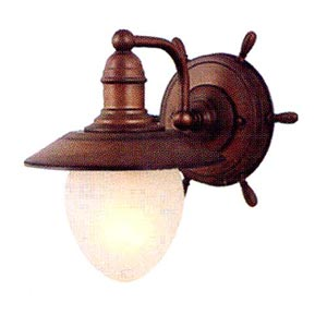Nautical One-Light Wall Sconce