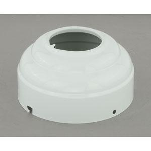 White Sloped Ceiling Fan Adapter Kit