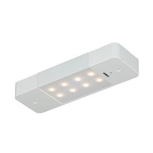 White 8-Inch LED Smart Energy Star Under Cabinet Light