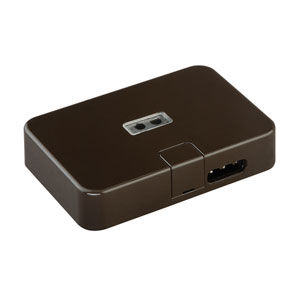 Instalux Low Profile Bronze Under Cabinet Touchless Sensor Control
