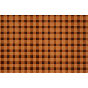 Encore Kitchen Woodland Plaid Rectangular: 1 Ft. 8 In. x 2 Ft. 7 In. Reversible Rug