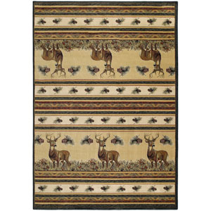 Marshfield Master of the Meadow Natural Rectangular: 1 Ft. 10 In. x 3 Ft.