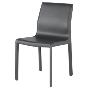 Colter Dark Gray Dining Chair
