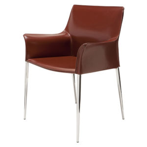 Colter Bordeaux Dining Chair