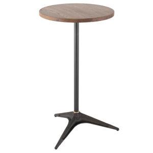 Compass Black and Gray Bar Table