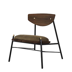Kink Matte Jin Green Lounge Chair