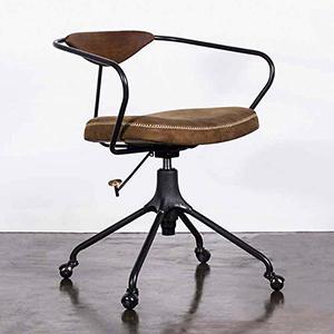 Akron Matte Storm Black Office Chair