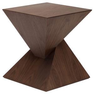 Giza Walnut Side Table