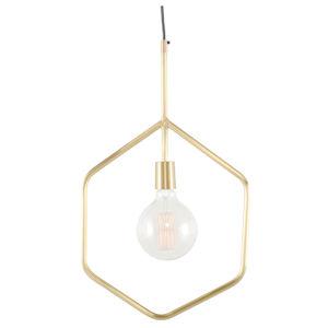 Jude Brass One-Light Pendant