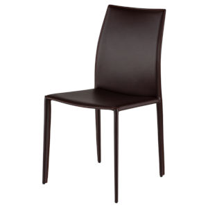 Sienna Brown Dining Chair