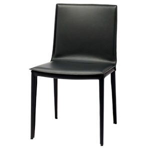 Palma Matte Black Dining Chair