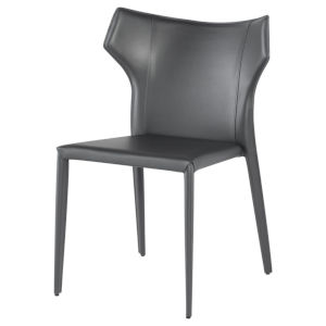 Wayne Dark Gray Dining Chair