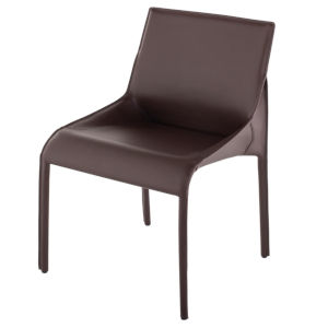 Delphine Brown Dining Chair